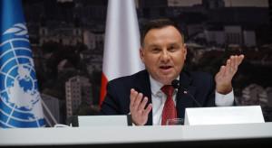 Andrzej Duda zapowiedział lockdown w całym kraju