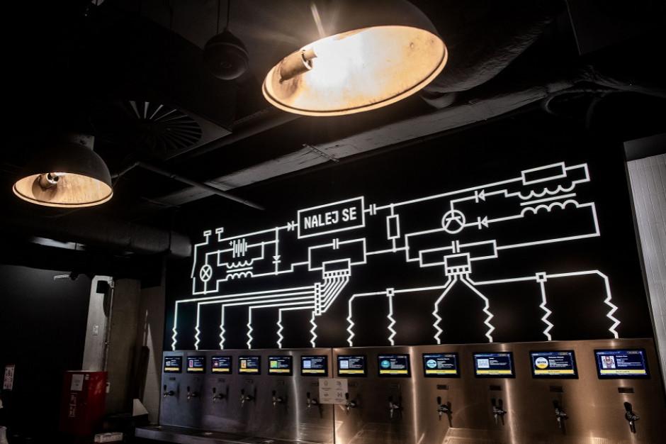 Samoobsługowy sklep piwny zamiast pubu?