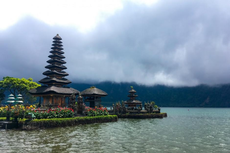 Przez pandemię ograniczona liczba turystów na Bali