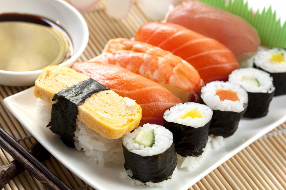 Ok. 200 osób zmieniło imię na Łosoś, aby zjeść darmowe sushi