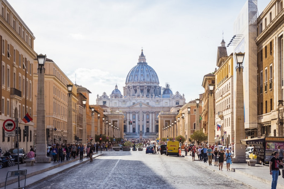 Wielkanocny lockdown w Rzymie to 200 mln euro strat turystyki