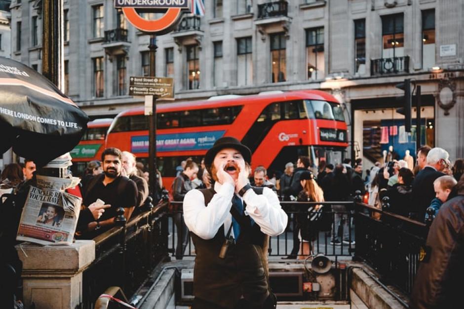 Brytyjczycy protestowali przeciwko obostrzeniom