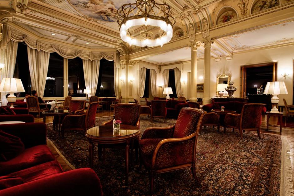 Sektor luksusowych hoteli z dużym spadkiem