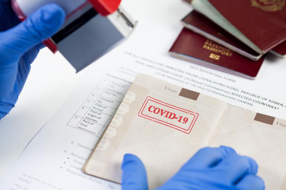 UE przyspiesza procedurę przyjęcia paszportów szczepionkowych