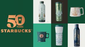 Starbucks świętuje 50 lat działalności