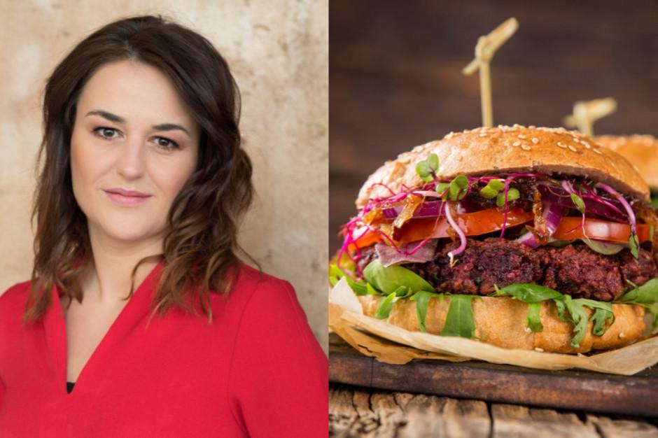 Sylwia Majcher: Nie wierzę, że mięso całkowicie zniknie z talerzy