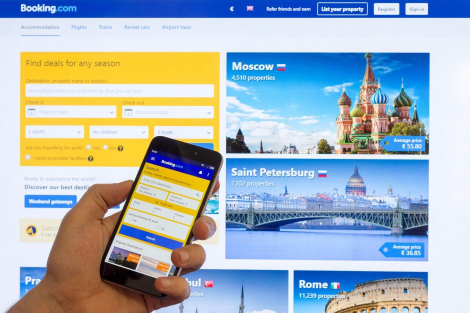 475 tys. euro kary dla Booking.com za późne zgłoszenie wycieku danych