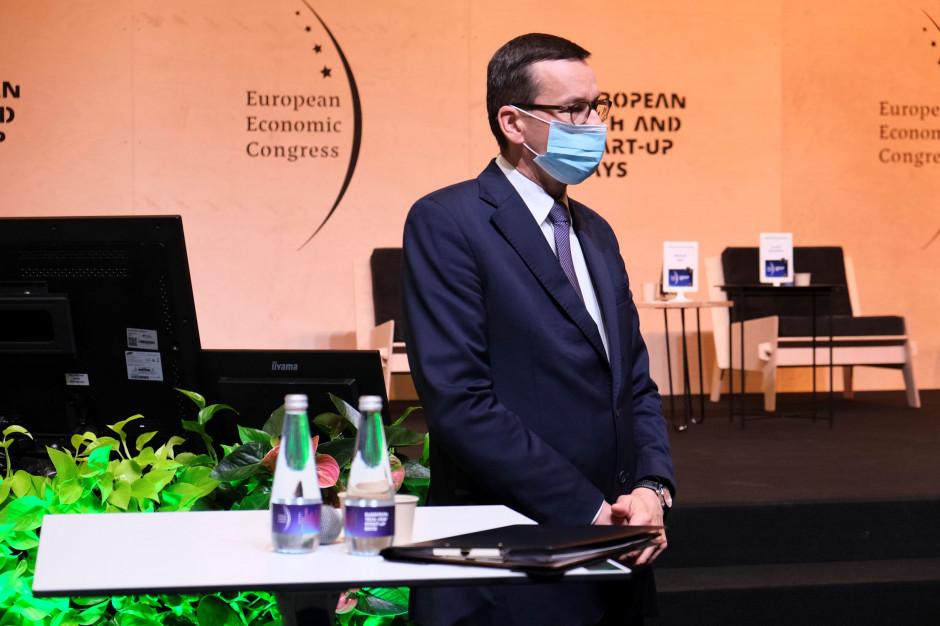 Morawiecki: Chcemy uruchomić kolejne środki do 30 mld zł
