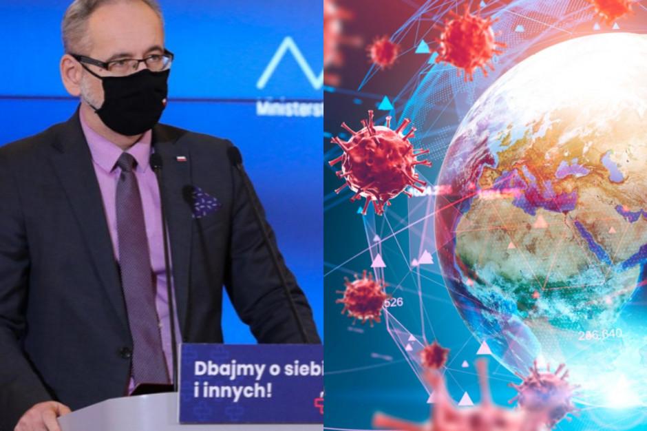 """Niedzielski: To nie ostatnia pandemia. Nigdy nie wróci """"normalność"""""""