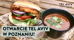 Tel Aviv Urban Food otwiera lokal w Poznaniu