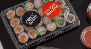 KOKU Sushi kwitnie w pandemii