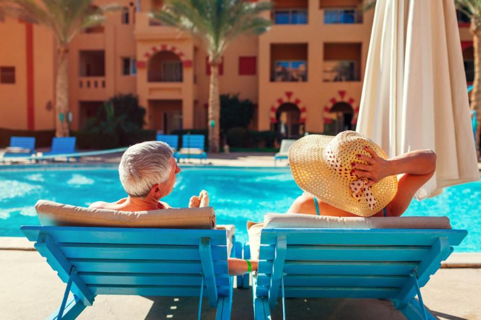 Hotele w Egipcie wykorzystane jedynie w 1/4