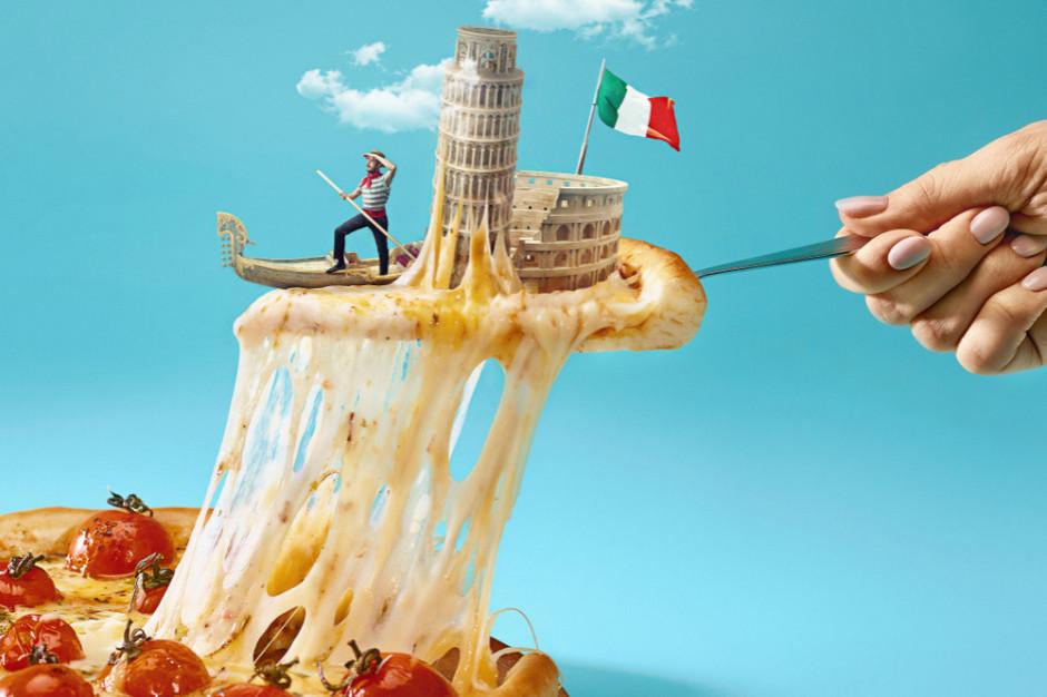 Protestujący w Rzymie przedstawiciele branży gastronomicznej rzucali petardami