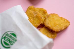 Burger King wprowadza do menu roślinne nuggetsy