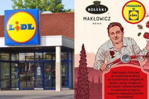 Sosy Roberta Makłowicza i dania gotowe Makłowicz Menu w Lidlu