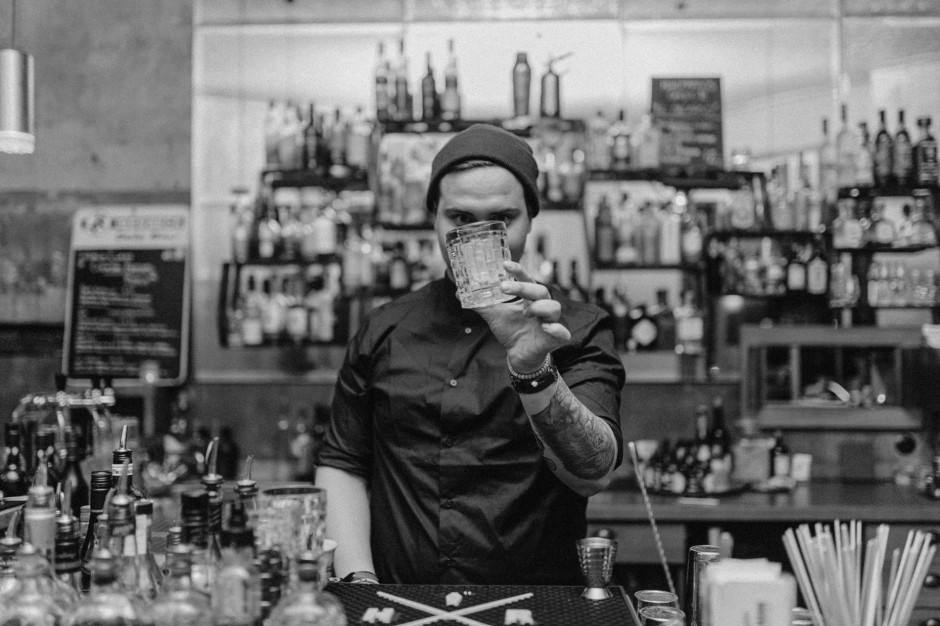 Polski barman w międzynarodowym konkursie sherry