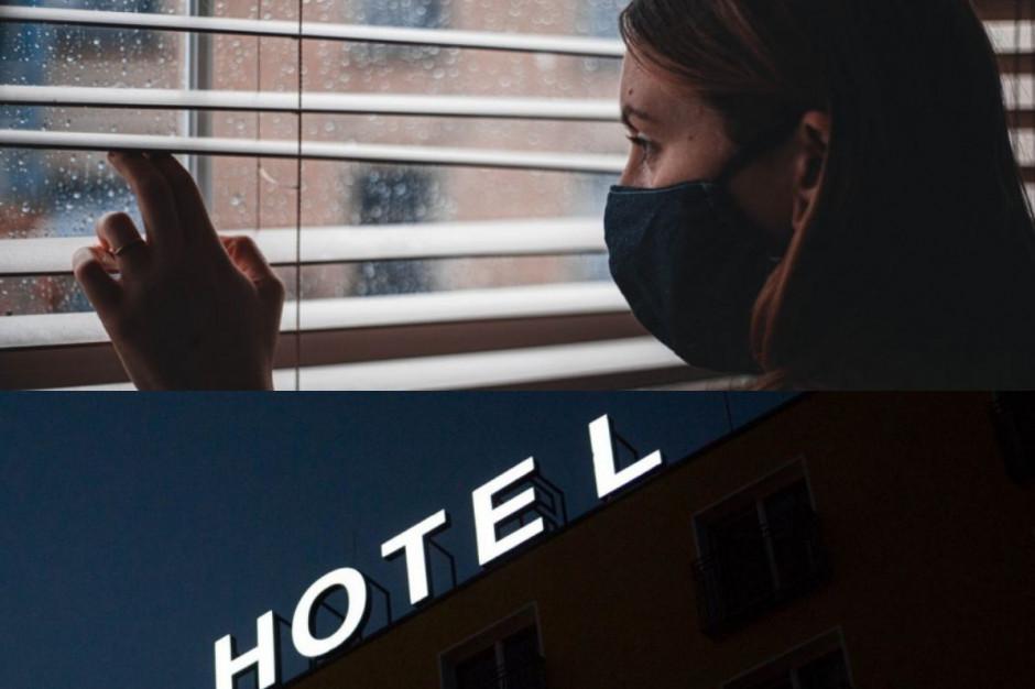 Restrykcje przedłużone o tydzień. Hotele zamknięte do 3 maja