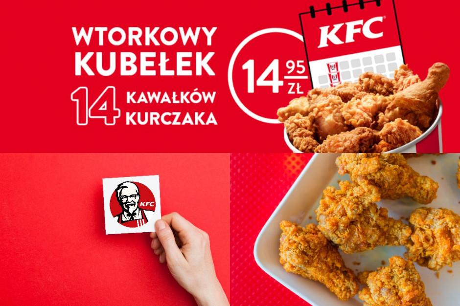 Wtorkowy Kubełek KFC: Kiedy powrót promocji?