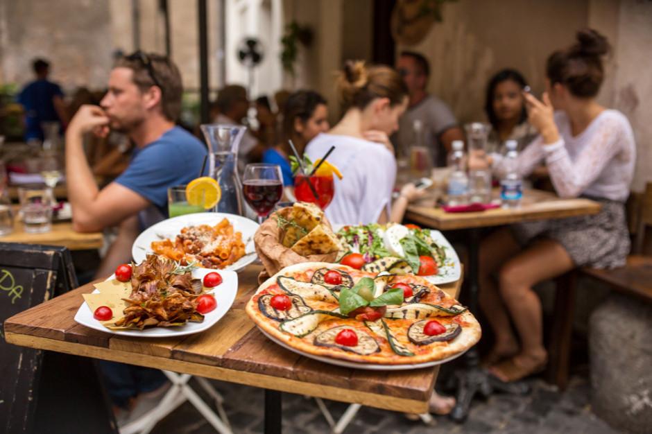 Włochy przygotowują się na otwarcie gastronomii