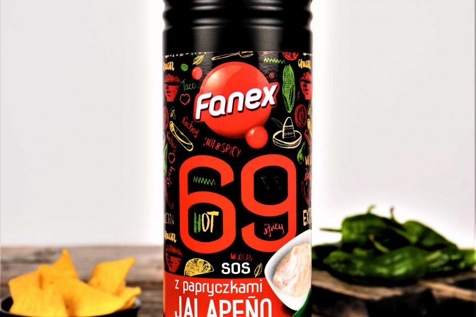 Nowy Sos z Papryczkami Jalapeno od Fanex