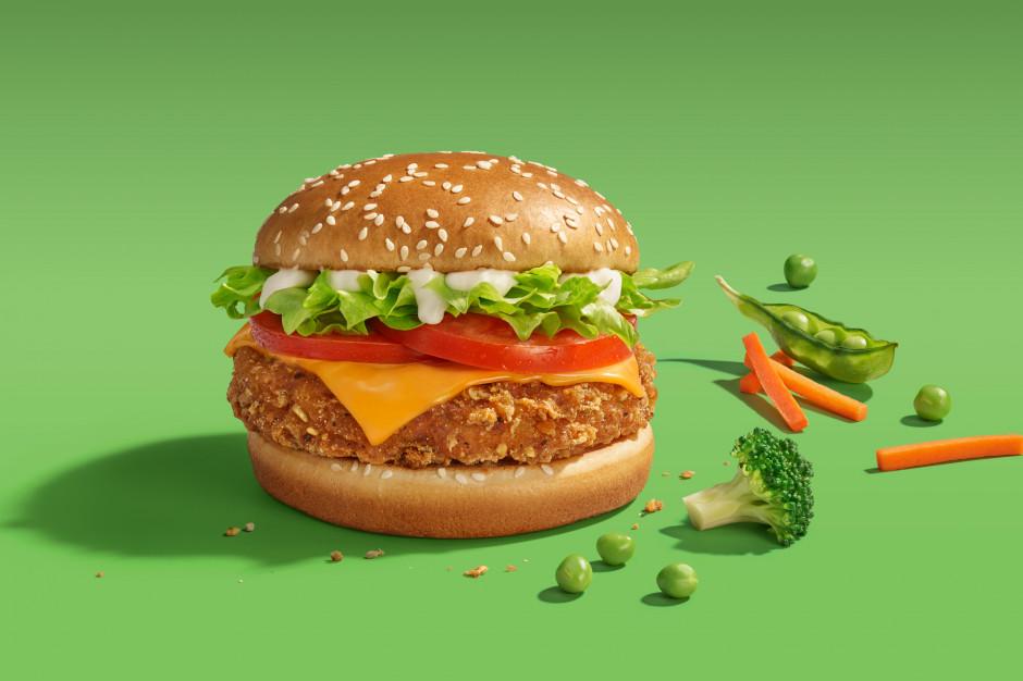 Veggie Burger w stałej ofercie McDonald's