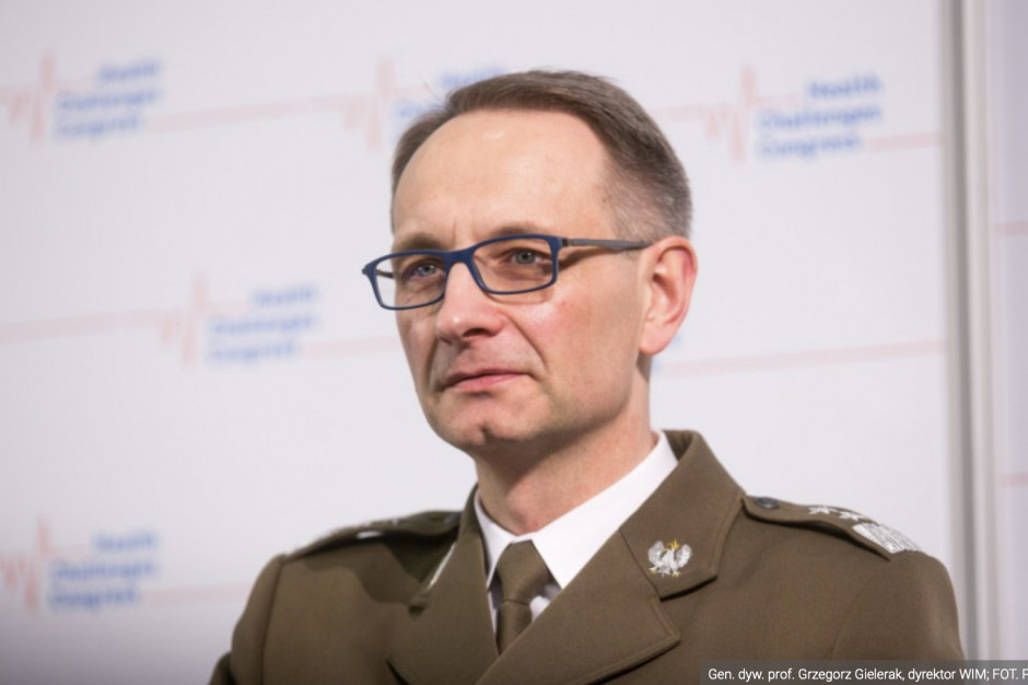 Prof. Gielerak pozytywnie o otwarciu ogródków restauracyjnych