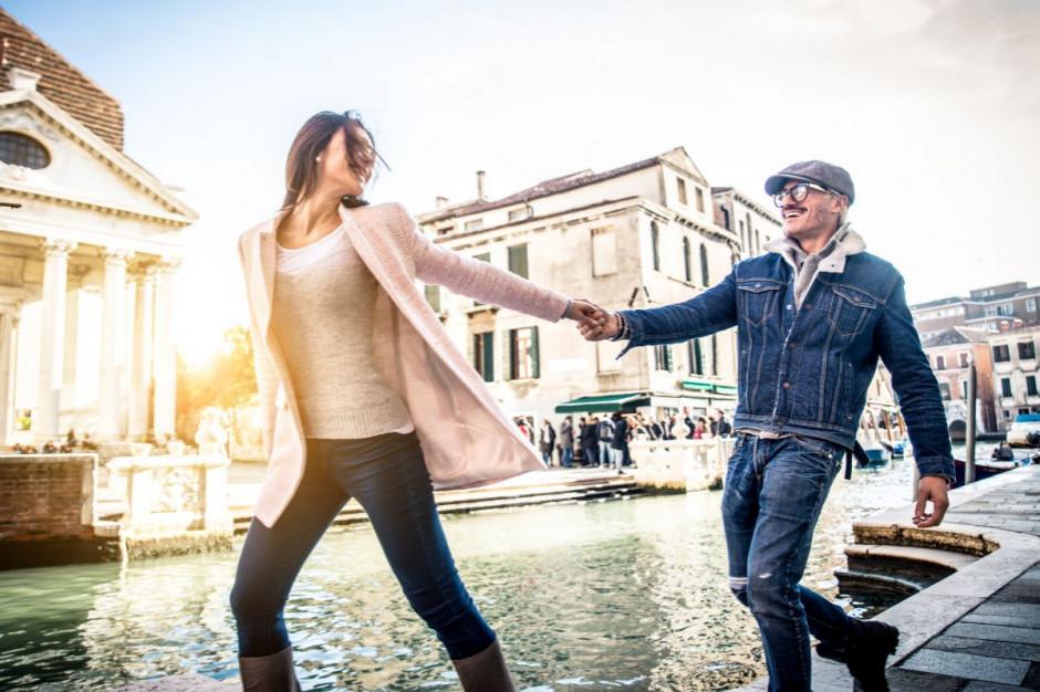 Włochy: turyści z USA to ogromny zastrzyk finansowy