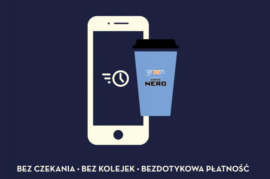 """Green Caffè Nero wprowadza usługę """"Zamów i odbierz"""""""