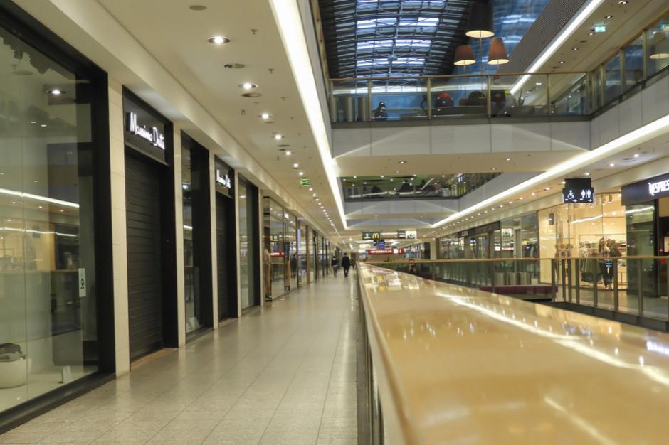 Galerie handlowe - dzisiaj otwarcie