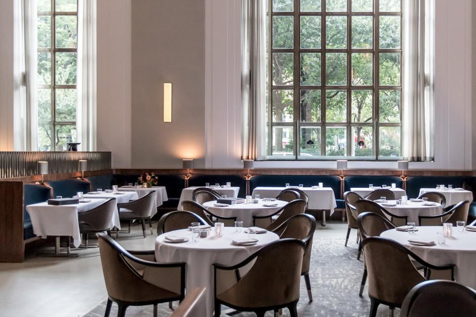Eleven Madison Park pierwszą wegańską restauracją z 3. gwiazdkami Michelin