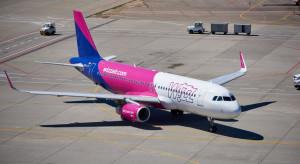 Wizz Air: cztery nowe trasy z trzech polskich lotnisk