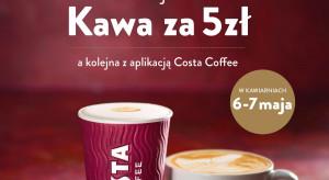 Costa Coffee - akcja kawa za 5 zł