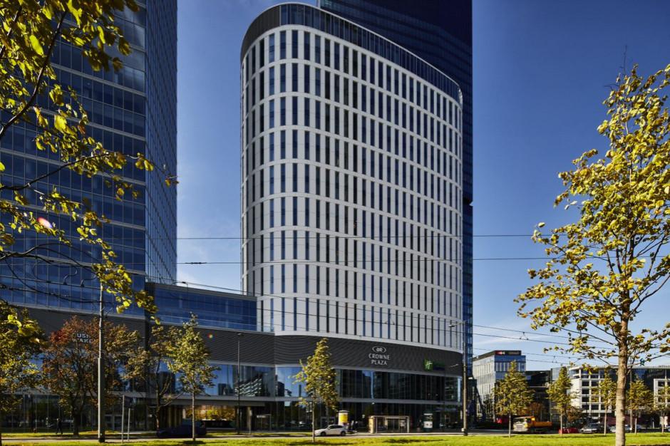 Pierwszy w Polsce hotel Crowne Plaza ponownie otwarty