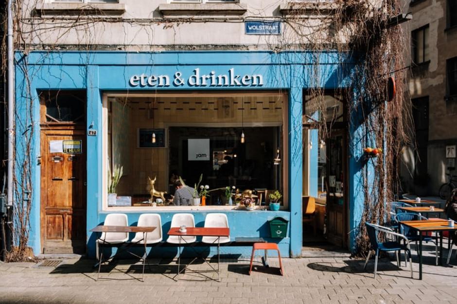 Belgia otwiera ogródki restauracyjne