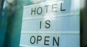 Hotele znów otwarte