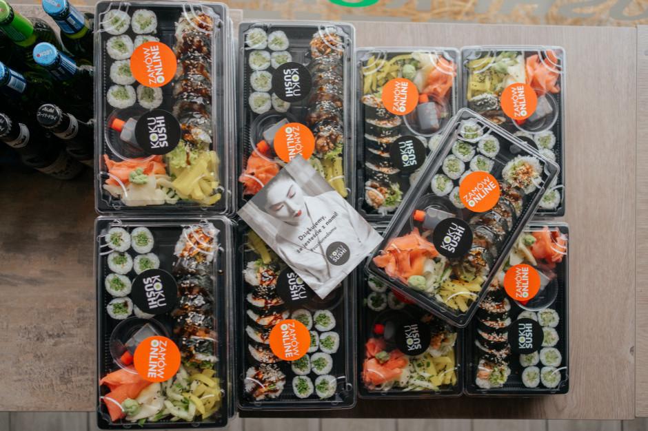 Sushi się demokratyzuje. Przestało być daniem od święta