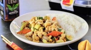 Chiński gigant rynku dowozu jedzenia ma kłopoty