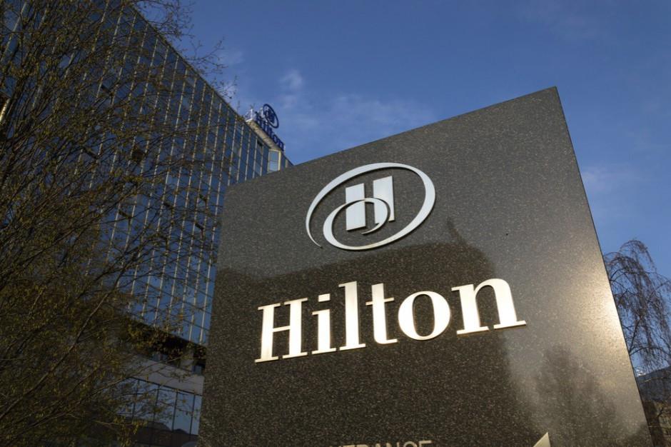 Hilton nad jeziorem Ukiel?