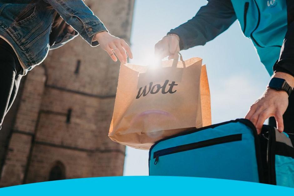 Wolt wszedł do Bydgoszczy