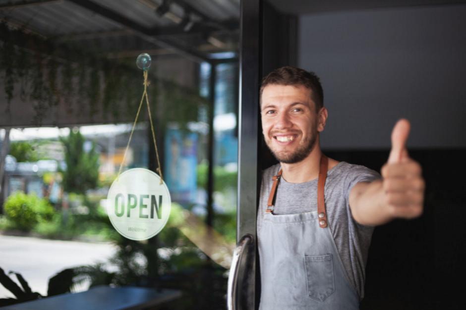 Gastronomia otwarta od 15 maja