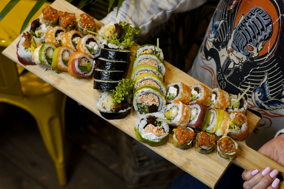 Sushi Bistro wychodzi poza Warszawę