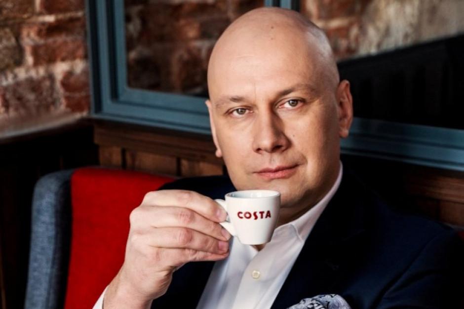 Costa Coffee: Udało nam się nawiązać liczne partnerstwa