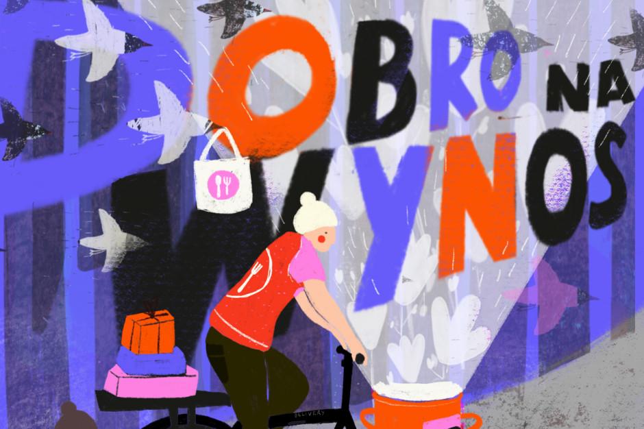 Facebook i Komisja Klubowa wesprą restauratorów akcją #DobroNaWynos