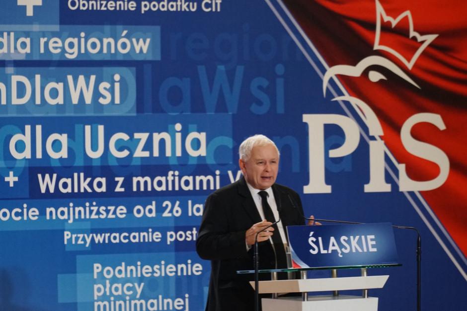 Jarosław Kaczyński: Zamknięcie hoteli i restauracji było konieczne