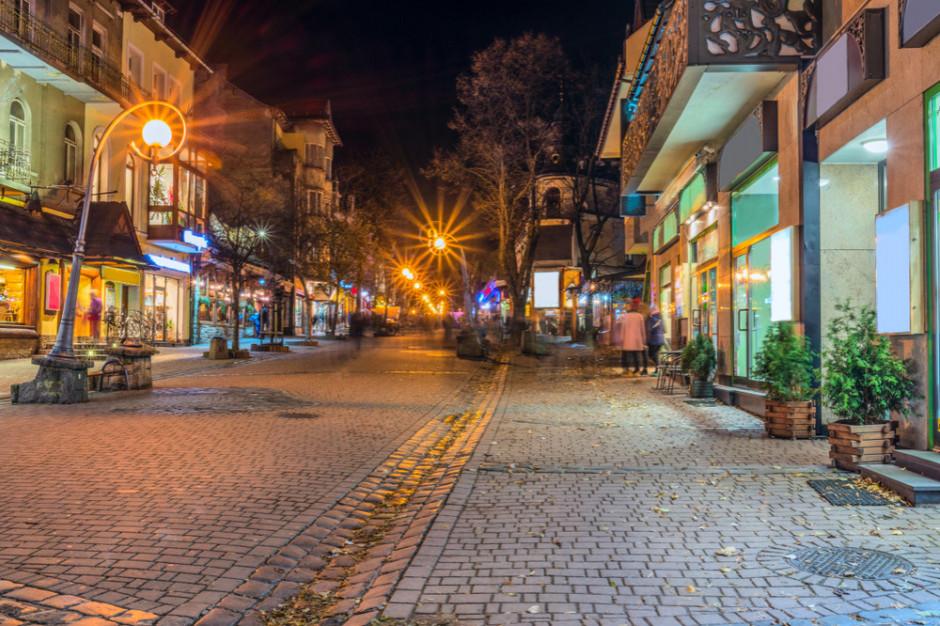 Mniej rezerwacji wakacyjnych niż przed pandemią w Zakopanem