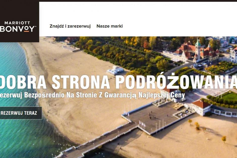 Marriott International z ofertą dla gości z Polski