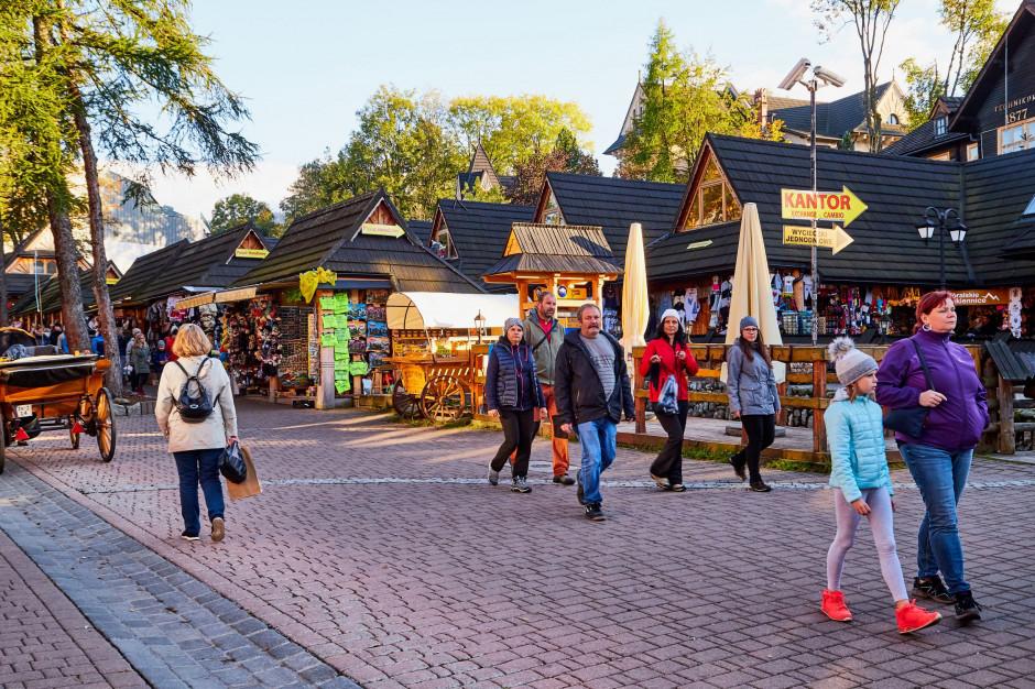 Hotele, pensjonaty i kwatery w Zakopanem pełne na czerwcowy weekend