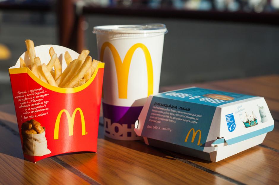 McDonald's z ciekawą akcją w Kolumbii