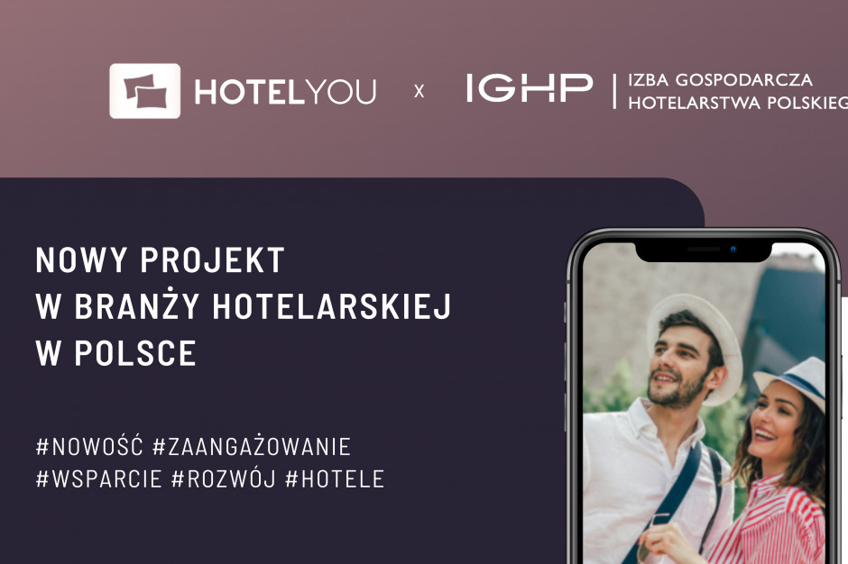 Rusza projekt HotelYou wspierający hotele w restarcie