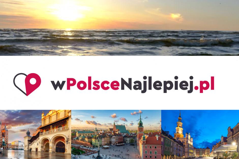 wPolsceNajlepiej - nowy serwis Polskiego Holdingu Hotelowego